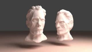 Blender sculpt time lapse