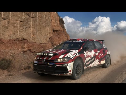 volkswagen polo r5 rally catalunya 2018 pet petter solberg hd youtube. Black Bedroom Furniture Sets. Home Design Ideas