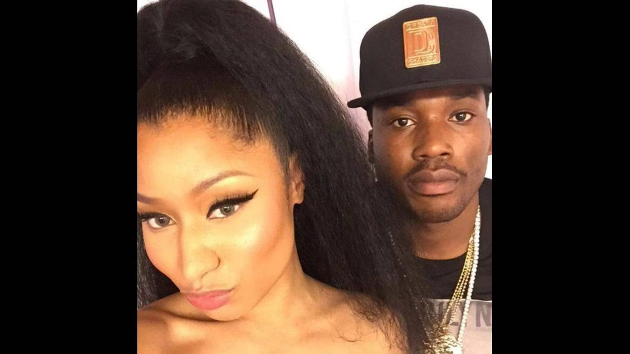 Nicki Minaj isn't pregnant! Proof! Called Meek Mill her ...