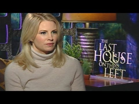 'The Last House on the Left' Monica Potter Interview