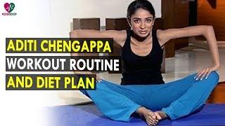 Aditi Chengappa Workout Routine & Diet Plan || Health Sutra - Best Health Tips
