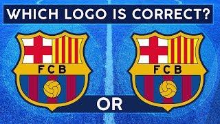 QUIZ FOOTBALL - WHICH FOOTBALL CLUB LOGO IS CORRECT - GOAL24