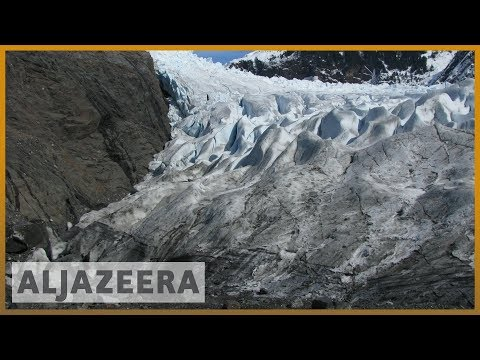 Global warming: Alaskan glaciers melt at fastest pace in centuries