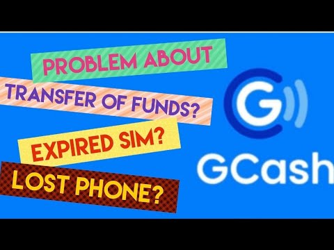 How To Request Transfer Of Funds From Old GCash To New Gcash Account?