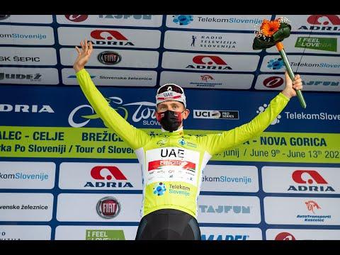 Tour of Slovenia 2021 - Tadej Pogačar Takes The Green Jersey