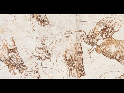 Leonardo da Vinci's Drawing Materials