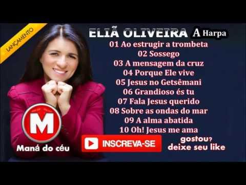 Eliã Oliveira A HARPA CRISTÃ - GN Produções - Inform. Baby Planet Digital