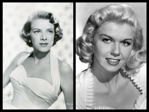 Rosemary Clooney Vs Doris Day: Hey There(Live Vocals)