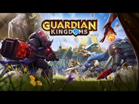 Scénario du jeu Guardian Kingdoms