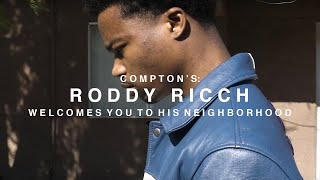 "#CivilTV - Roddy Ricch ""Welcome To My Neighborhood"""