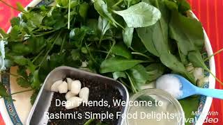 assamese veg food recipe