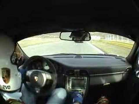 DRIFTING in Ferrari Enzo on track - *WOW*