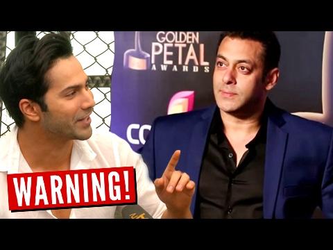 Salman Khan WARNS Varun Dhawan On Judwaa Sets | Behind The Scenes | 20 Years Of Judwaa | Judwaa 2