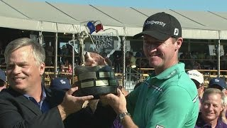 Highlights | Jimmy walker gets second victory of season at Valero Texas Open