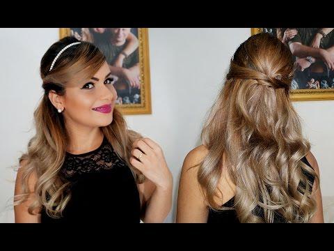 penteados simples para o dia a dia de princesa