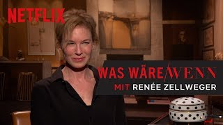 What/If | Was wäre, wenn... mit Renée Zellweger | Netflix