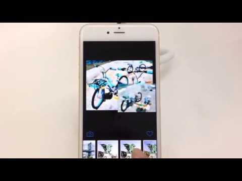 Waterlogue on iPhone 6 Plus