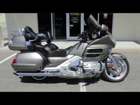 2008 Honda Goldwing 1800 For Sale - Ride Pro