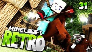 PLAN A, PLAN B & TRICK 17! • Minecraft RETRO #31 | Minecraft Roleplay • Deutsch | HD