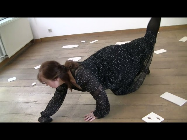 Expo A  Creusen, L Danloy, E Deprez Performance  Judith Kazmierczack