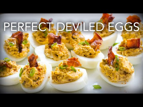 The BEST Deviled Eggs {Our Family's Classic Recipe!}