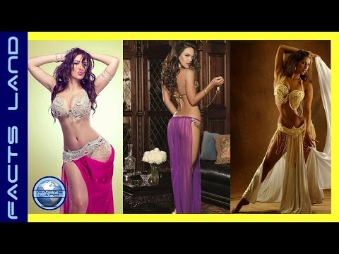 Top 5 Hottest Belly Dancers from around the world