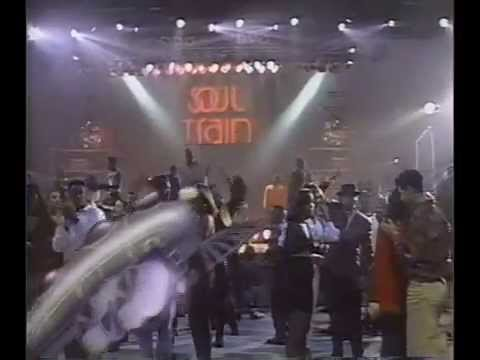 HEAVY D & NAUGHTY BY NATURE ON SOUL TRAIN 93