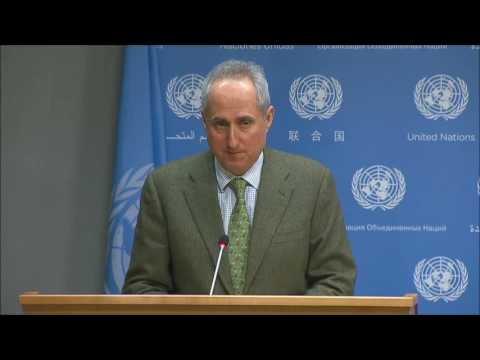 ICP Asks UN Spox About OHCHR Whistleblower, Rohingya in Myanmar, Gallach to Go, No Saudi Read-Out