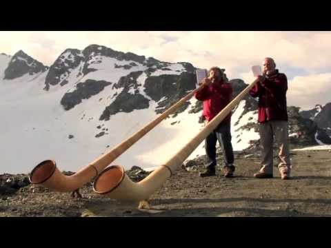 Rhythm Abroad with Brittany Pierce- Mont Fort Alphorn Players