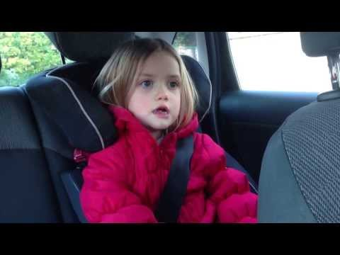 Katy perry 'eye of the tiger' lily Hartman age 4