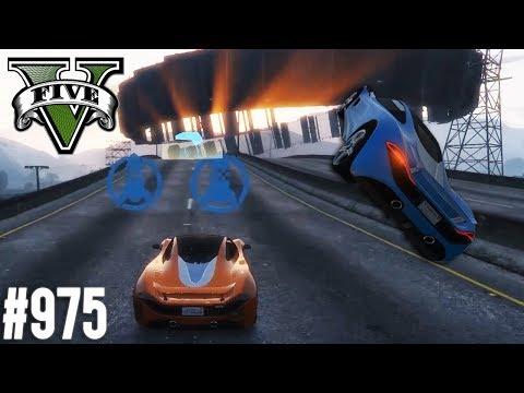Ist DAS ein OLDSCHOOL-Rennen? (+Download)| GTA 5 - Custom Map Rennen