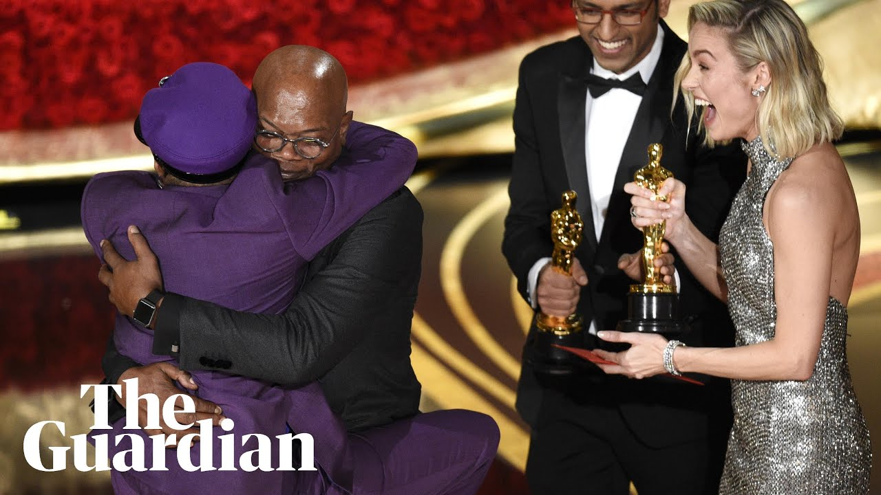 Watch Spike Lee's Impassioned Speech After Winning Oscar For 'BlacKkKlansman ...