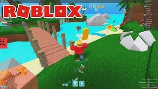 ROBLOX SUMMER GAMES 2017 | Icebreaker