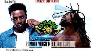 Romain Virgo Meet Jah Cure Best Of Reggae Mixtape By DJLass Angel (May 2019)