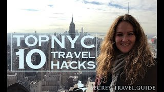 10 New York City TRAVEL HACKS Every traveler MUST Know About