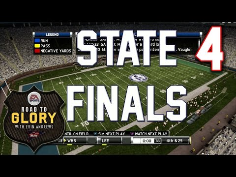 Road to Glory - Part 4 - State Finals