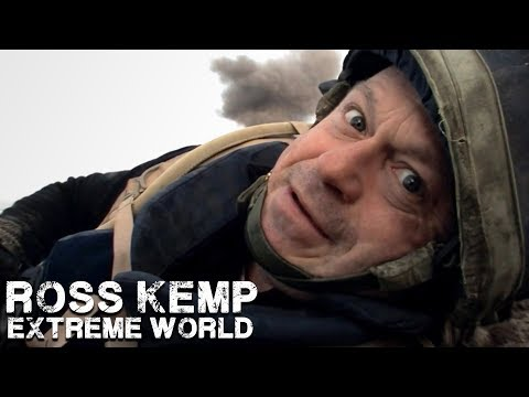 Ross & Victor Company Encounter IEDs On The Battlefield In Afghanistan | Ross Kemp Extreme World