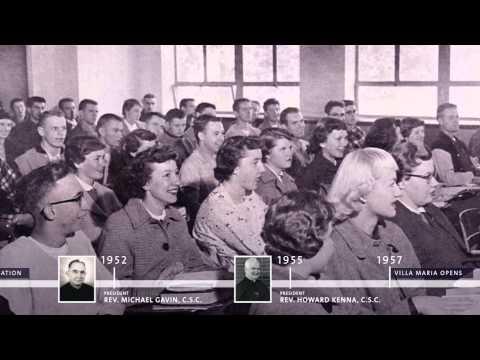 History of University of Portland 1901-2014