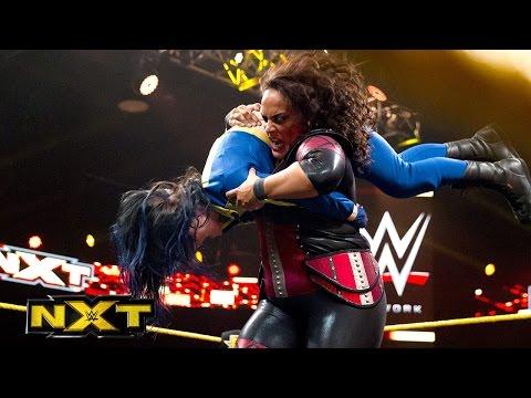 Blue Pants Vs. Nia Jax: WWE NXT – 2. Dezember 2015