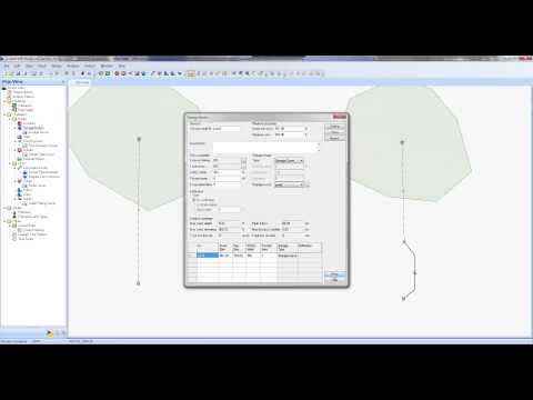Autodesk autocad civil 3d with autodesk storm and sanit for Pond design in civil 3d