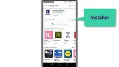 Hvordan installere Nordea Koder på Android