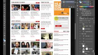 Create Wordpress News Template | Part Three | Adding CSS | RR Foundation Bangla Tutorials