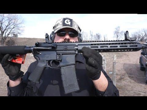 Quick Range Test of the Bear Creek Arsenal 300 BLK Pistol!