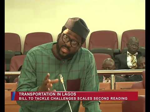 Lagos Parliament | Transportation in Lagos