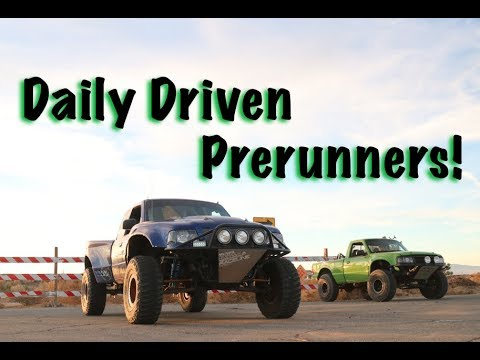 WHAT IT'S LIKE TO DAILY DRIVE A PRERUNNER!