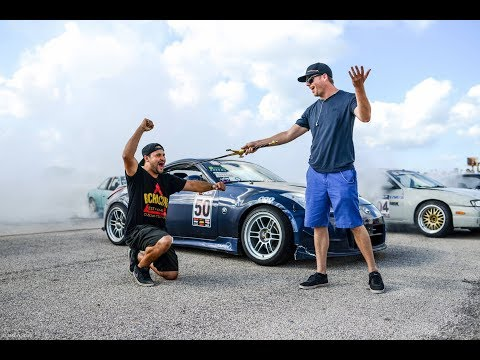 How to make a career out of drifting / racing cars