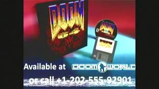 Doom 64 for Doom II [Trailer] [TV Commercial VHSRIP parody]