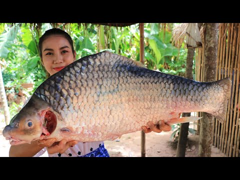 How To Cook Traditional Soup With River Fish Recipe