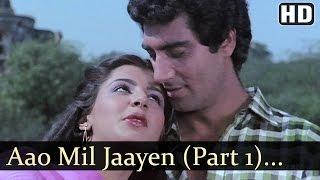 Aao Mil Jaayen | | Prem Geet Songs | Raj Babbar | Anita Raj | Jagjit Singh | Romantic | Filmigaane