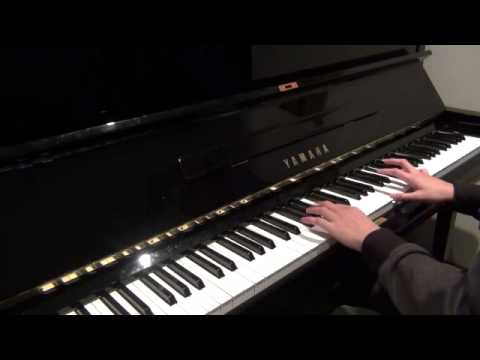 Maroon 5 ft. Wiz Khalifa - Payphone (piano cover)
